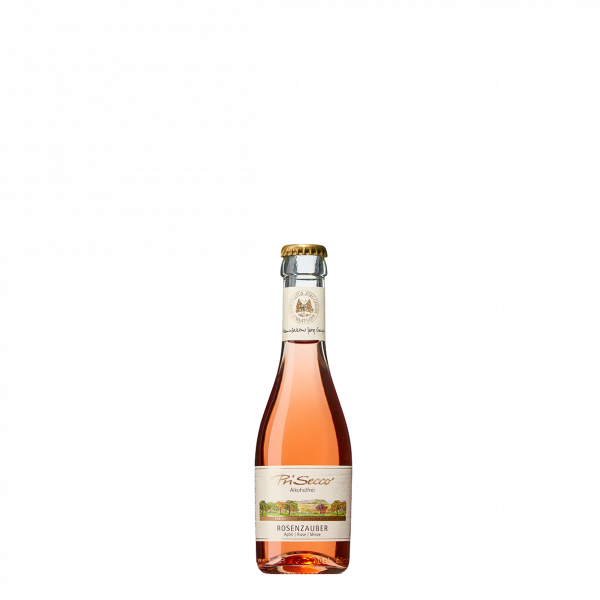 Piccolo Rosenzauber alkoholfrei