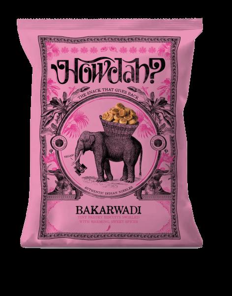Howdah Gebäck Bakarwadi