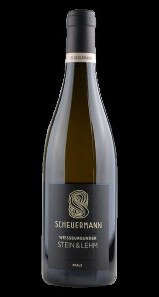 2020 Scheuermann Weißburgunder Stein & Lehm