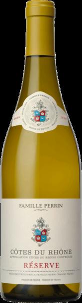 Famille Perrin Côtes du Rhône Réserve Blanc
