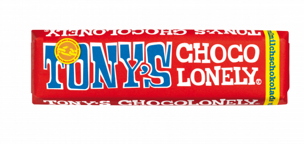 Tony's Chocolonely Vollmilchschokolade 50g