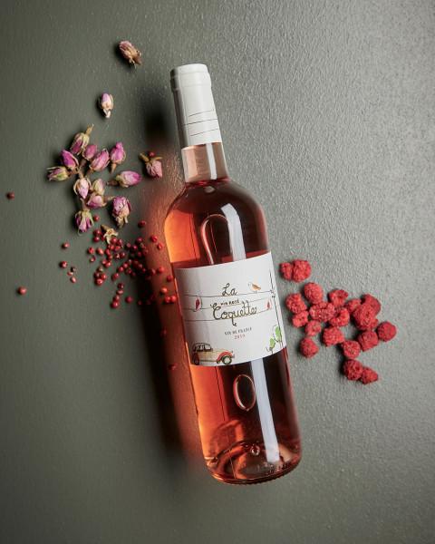 2019 La Coquette rosé
