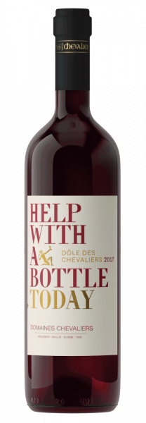 2017 Dôle des Chaveliers Help with a Bottle