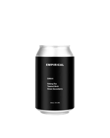 Empirical Spirits CAN 01 Canned Cocktail