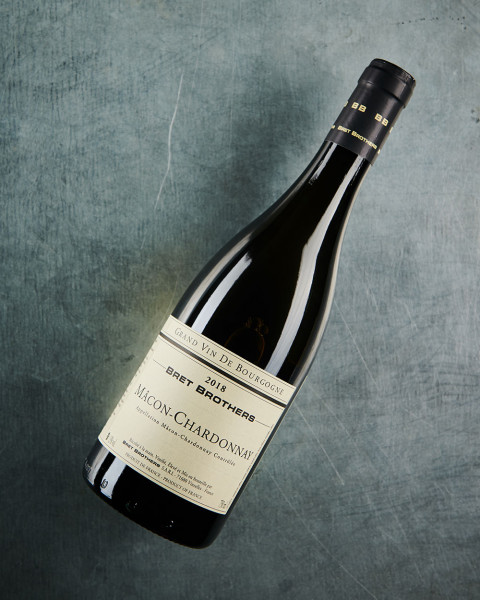 2018 Bret Brothers Mâcon-Chardonnay