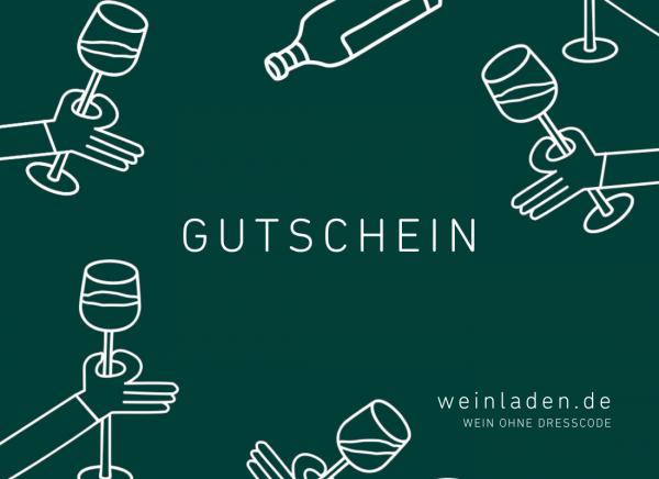 Weinladen Geschenkgutschein