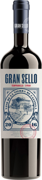 Gran Sello Tempranillo-Syrah
