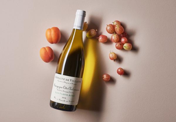 Villaine Bourgogne Côte Chalonnaise Les Clous Aimé