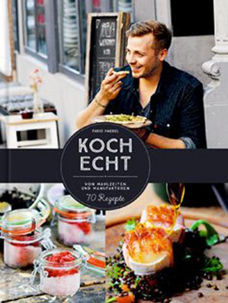 Buch Koch Echt, Fabio Häbel