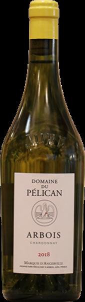 2018 Domaine du Pélican Arbois Chardonnay