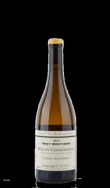 "2019 Bret Brothers Mâcon-Chardonnay Climat ""Les Crays"""