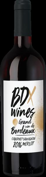 BDX Cabernet-Merlot