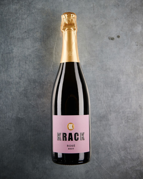 2017 Krack Sekt rosé
