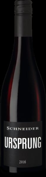 Ursprung Rotwein