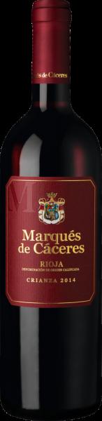 Marqués de Cáceres Rioja Crianza