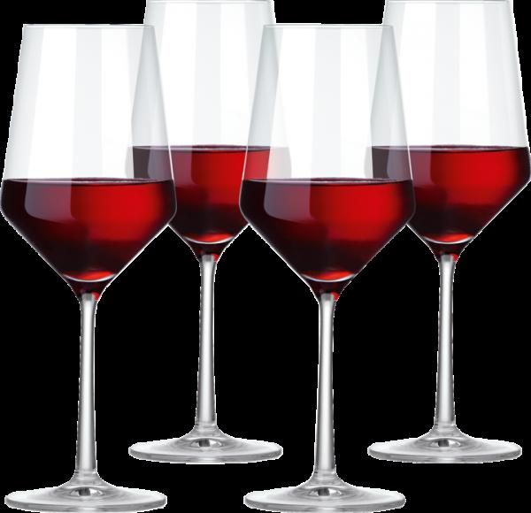 Zwiesel Kristallglas Pure Rotweinglas