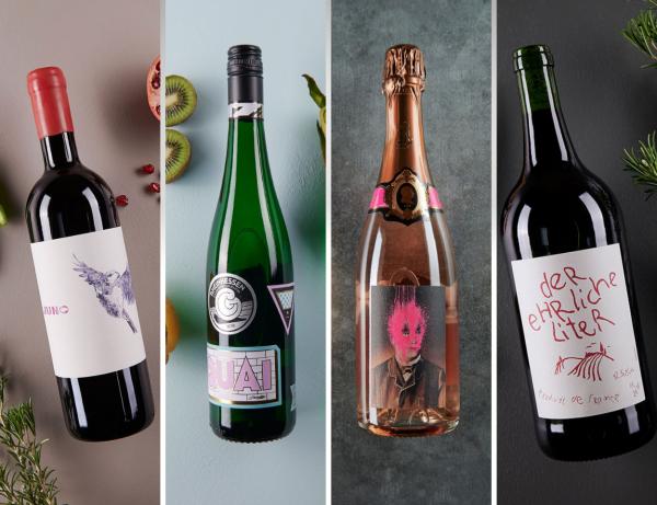 Weinpaket Hausmarken