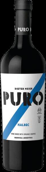 2019 Dieter Meier Puro Malbec