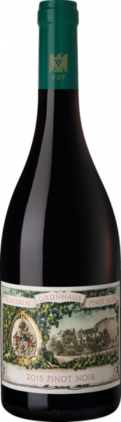 2015 Maxim Grünhaus Pinot Noir
