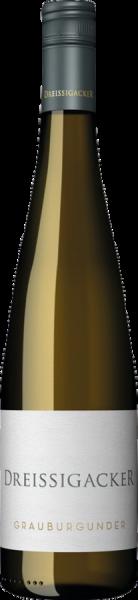 2020 Dreissigacker Grauburgunder