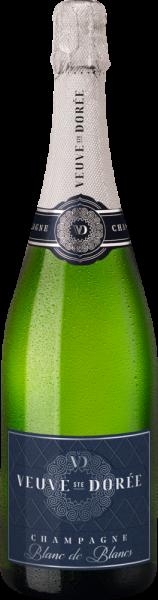 Champagne Veuve Sainte Dorée Blanc de Blancs