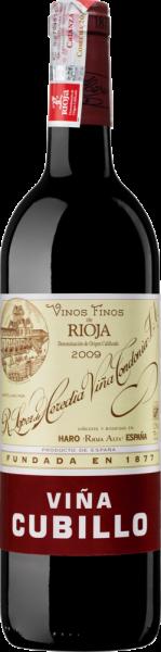 Viña Cubillo Rioja Red Crianza