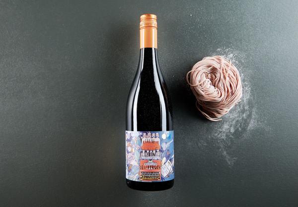 2018 Weinschwestern Liebe Leben Lemberger