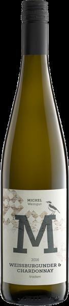 Michel Weissburgunder-Chardonnay