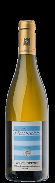 2019 Wittmann Westhofener Weißer Brugunder & Chardonnay