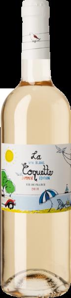 La Coquette Blanc Summer Edition