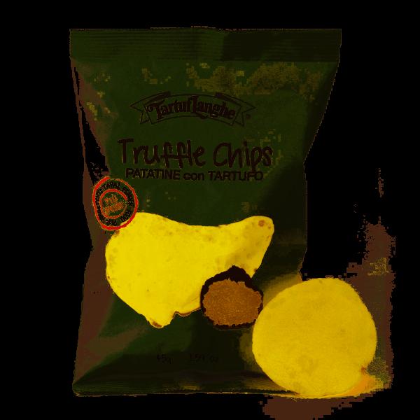 Tartuflanghe Trüffel Chips