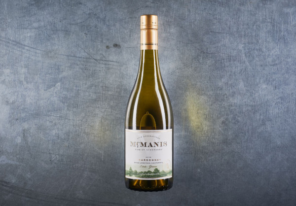 2019 Mc Manis Chardonnay
