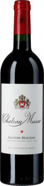 2012 Chateau Musar Red