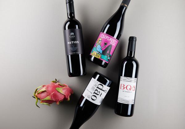 Weinpaket - Exoten