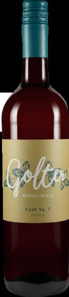 Golter Fass No.7 Rotweincuvée