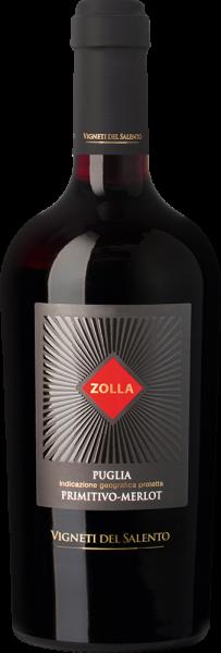 Zolla Primitivo-Merlot