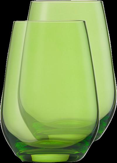 2er Set Wein-/Wasserglas Schott Zwiesel Vina Spots