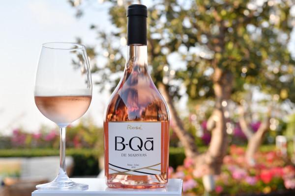 2018 B-QA rosé