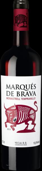 Marqués de Brava Monastrell Tempranillo